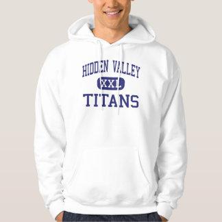 Hidden Valley - Titans - High - Roanoke Virginia Hoodie