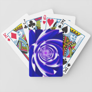Hidden Vortex Bicycle Playing Cards