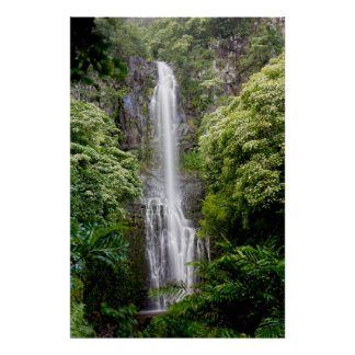 Hidden Waterfall Posters