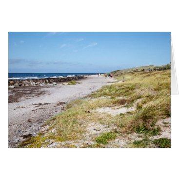 Beach Themed Hiddensee Card