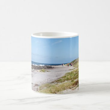 Beach Themed Hiddensee Coffee Mug