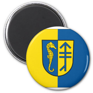 Hiddensee, Germany 2 Inch Round Magnet