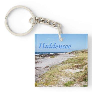 Hiddensee Keychain