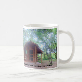 Hide-a-Way Cabin Coffee Mug
