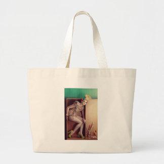 hide and seek canvas bag