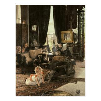 Hide and Seek, c.1880-82 Postcards