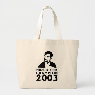 Hide And Seek Champion 2003 Tote Bags