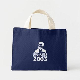 Hide And Seek Champion 2003 Bag
