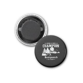 Hide and Seek Champion Sasquatch Magnet