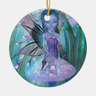 Hide and Seek Fairy Ornament
