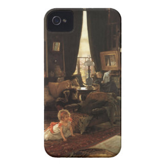 Hide and Seek Fine Art Case-Mate iPhone 4 Case