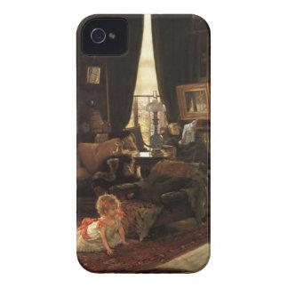 Hide and Seek Fine Art iPhone 4 Cover