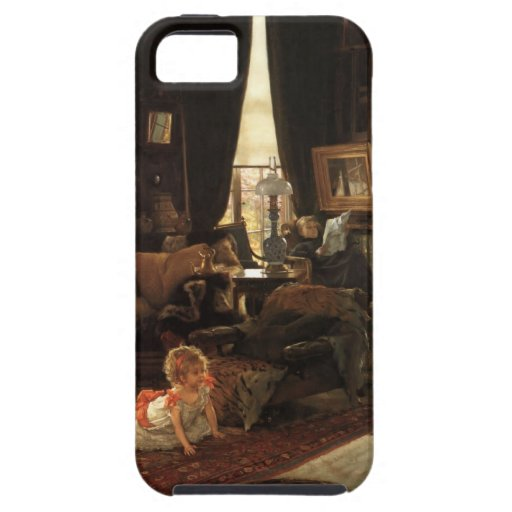 Hide and Seek Fine Art iPhone 5 Covers