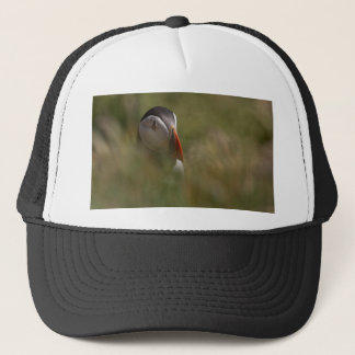 Hide and Seek Puffin Trucker Hat