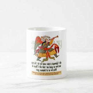 Hide Me Coffee Mug