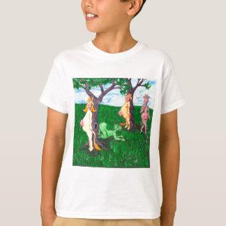 Hide n' Seek Cows T-Shirt
