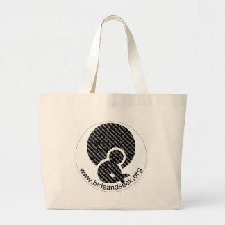 Hide & Seek Store Tote Bags