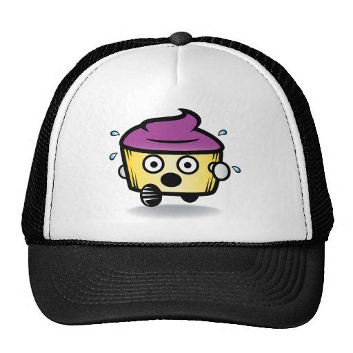 Hide your cupcakes! mesh hats