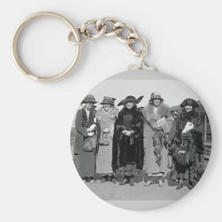 Hide Your Pets: 1923 Keychain