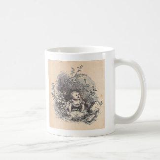 Hiding Baby Coffee Mug