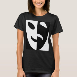 Hiding Behind A Mask (HBAM) T-Shirt by K. Weikel
