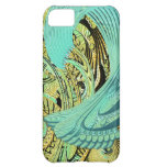 Hiding in a fractal iphone barely there case iPhone 5C case