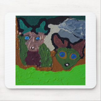 HIDING in PLAIN SIGHT Mouse Pad