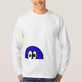 hiding oddball t-shirt