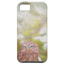 Hiding Owl - Painting iPhone SE/5/5s Case