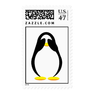 Hiding Penguin Postage