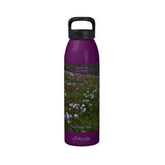 Hidración/botella de agua: Columbine