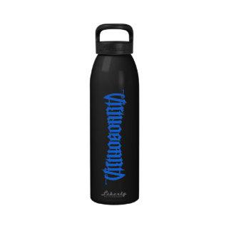 Hidración de Virtuosoarts.tv 24oz Botellas De Agua Reutilizables