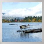 Hidroavión en Vancouver Impresiones