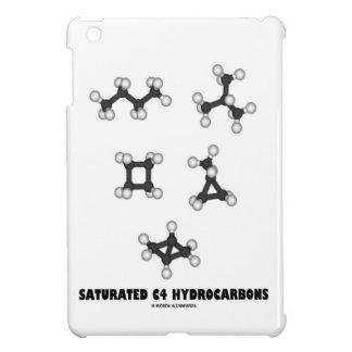 Hidrocarburos saturados C4 (moléculas químicas del