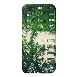 Hiedra en el East Village iPhone 5 Fundas