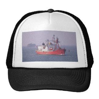 """Hiele la nave de patrulla A171, """"resistencia del H Gorras"""