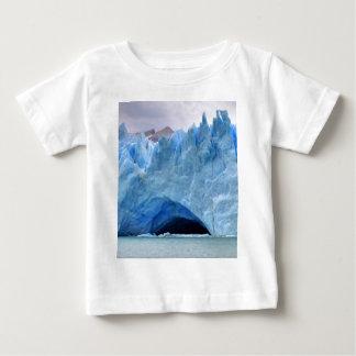 Hielo ártico de Naturescape del glaciar Tshirts