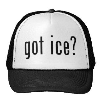 ¿hielo conseguido? gorra