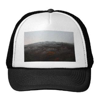 Hielo de la escarcha gorras