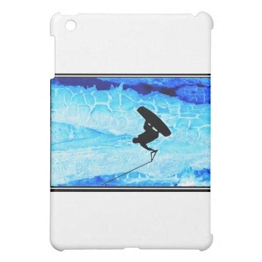 hielo del wakeboard