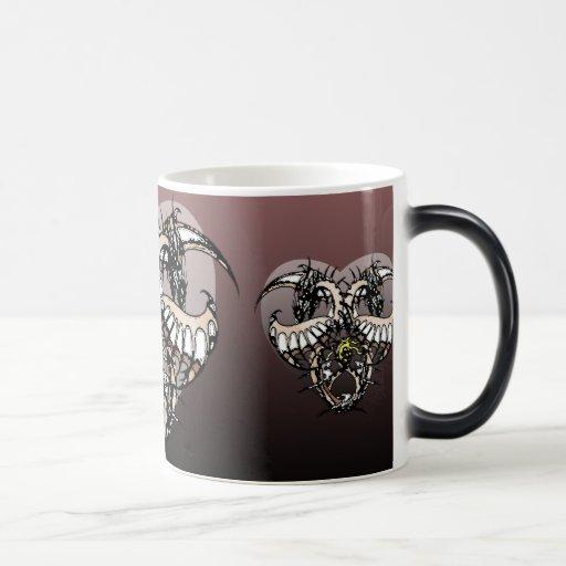 Hielo Dragonheart de Cocao Taza De Café