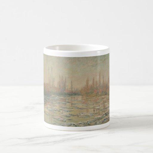 Hielo flotante (1880) taza