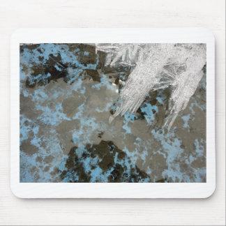 Hielo glacial alfombrillas de ratón