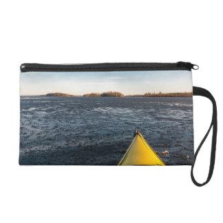 Hielo kayaking