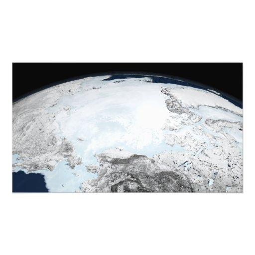 Hielo marino ártico 2 fotografía