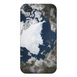 Hielo marino ártico iPhone 4/4S fundas
