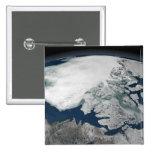 Hielo marino ártico sobre Norteamérica Pin