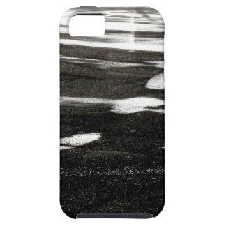 Hielo negro funda para iPhone SE/5/5s