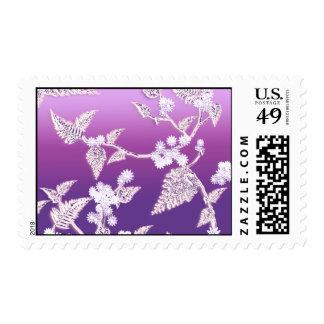 hielo púrpura sello