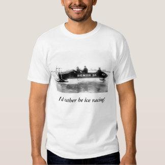 Hielo que compite con, Duluth, los años 10 Camisas